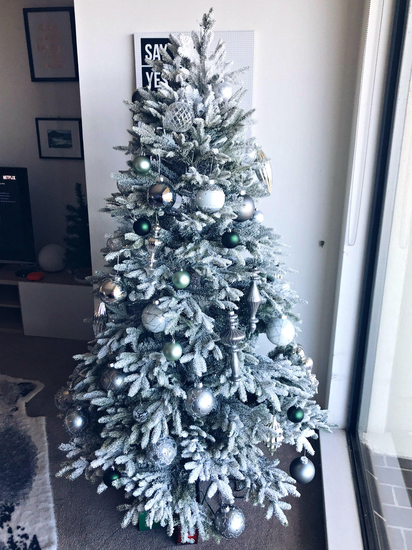 Balsam Hill Christmas Tree Review - Leather and Lattes